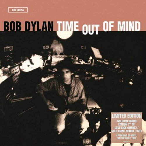 Bob Dylan<br>Time Out of Mind<br>(New 180 gram re-issue)<br>Double LP