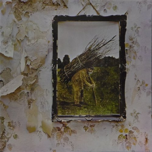 Led Zeppelin<br>ZOSO Four Symbols<br>LP (GERMAN pressing)
