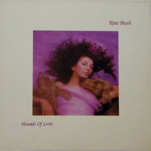 Kate Bush<br>Hounds of Love<br>LP