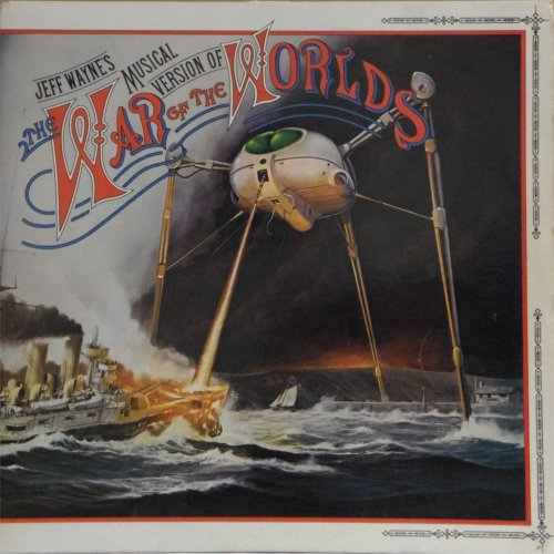 Jeff Wayne<br>War of The Worlds<br>Double LP