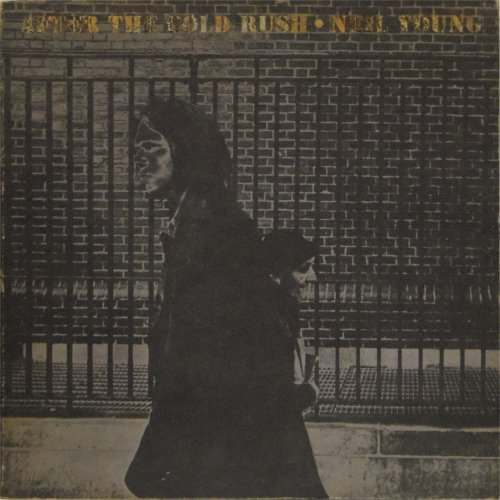 Neil Young<br>After The Gold Rush<br>LP (US pressing)