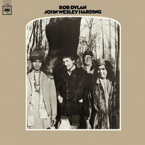 Bob Dylan<br>John Wesley Harding<br>(New  re-issue)<br>LP