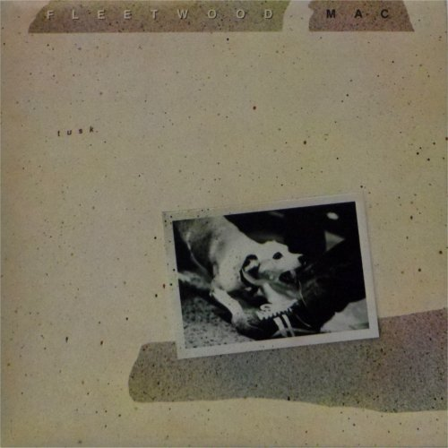 Fleetwood Mac<br>Tusk<br>Double LP (UK pressing)