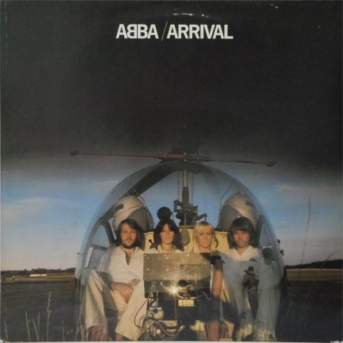 Abba<br>Arrival<br>LP (DUTCH pressing)