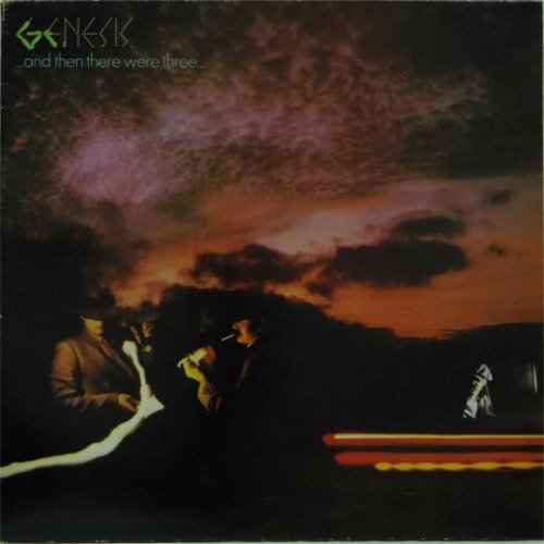 Genesis<br>And Then There Were Three<br>LP (UK pressing)