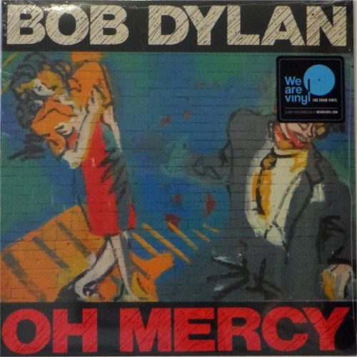 Bob Dylan<br>Oh Mercy<br>(New 180 gram re-issue)<br>LP