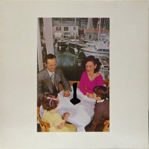 Led Zeppelin<br>Presence<br>LP (GERMAN pressing)