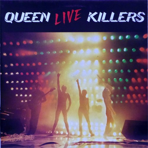 Queen<br>Live Killers<br>Double LP