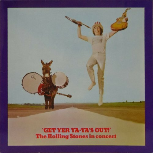 The Rolling Stones<br>Get Yer Ya-Ya's Out<br>LP (DUTCH pressing)