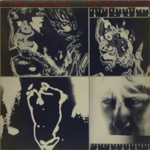 The Rolling Stones<br>Emotional Rescue<br>LP (UK pressing)