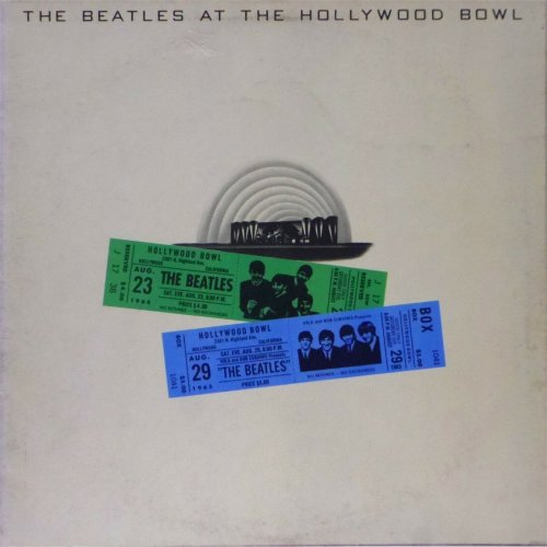 The Beatles<br>At The Hollywood Bowl<br>LP (UK pressing)