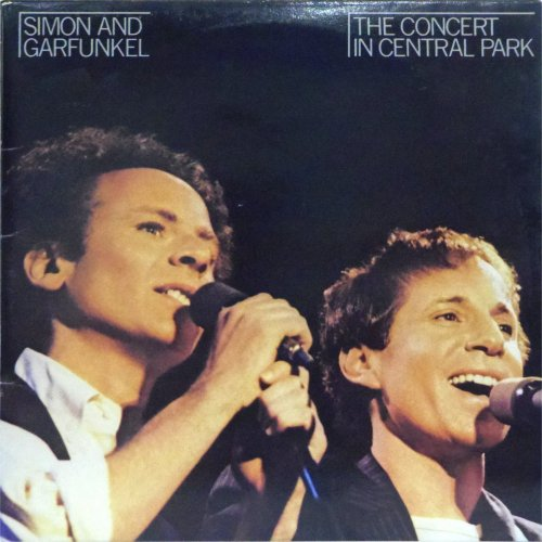 Simon & Garfunkel<br>The Concert In Central Park<br>Double LP (UK pressing)