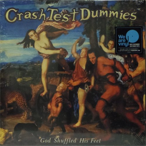 Crash Test Dummies<br>God Shuffled His Feet<br>LP (New re-issue)