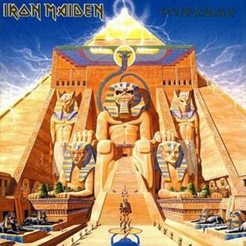Iron Maiden<br>Powerslave<br>LP (New re-issue)