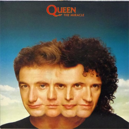 Queen<br>The Miracle<br>LP