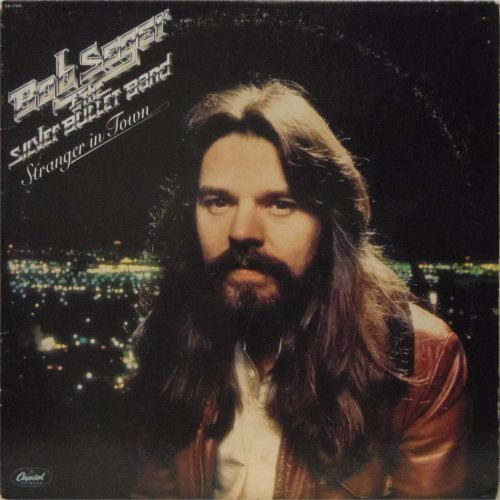 Bob Seger<br>Stranger In Town<br>LP (US pressing)