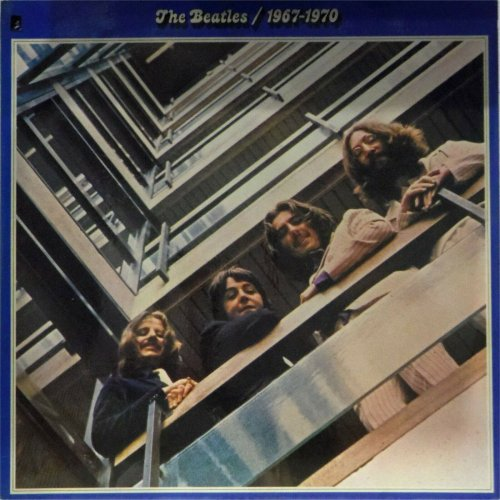 The Beatles<br>1967-1970<br>Double LP (UK pressing)