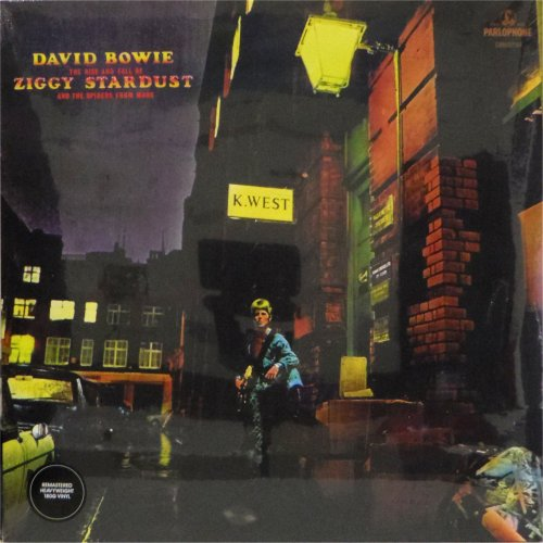 David Bowie<br>Ziggy Stardust<br>(New 180 gram re-issue)<br>LP