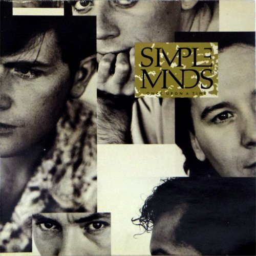 Simple Minds<br>Once Upon A Time (sleeve 1)<br>LP (UK pressing)