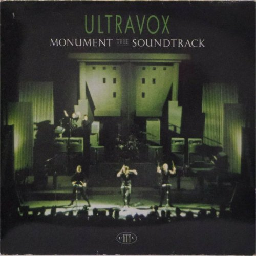 Ultravox<br>Monument The Soundtrack<br>LP (UK pressing)