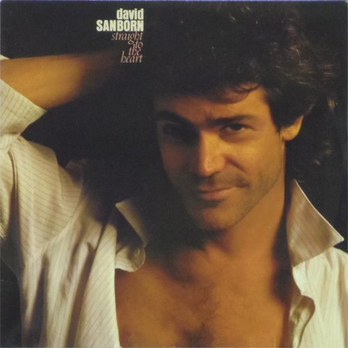 David Sanborn<br>Straight To The Heart<br>LP