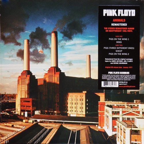 Pink Floyd<br>Animals<br>(New 180 gram re-issue)<br>LP
