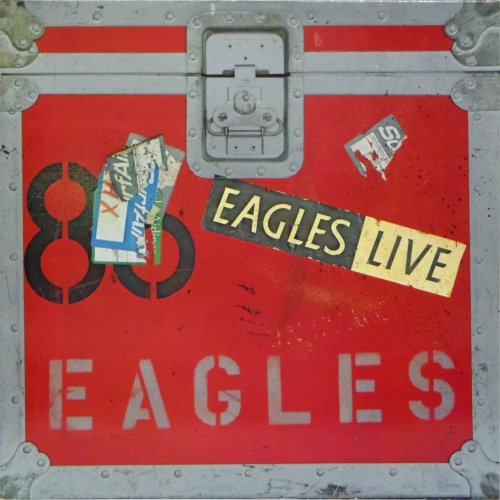 The Eagles<br>Live<br>Double LP