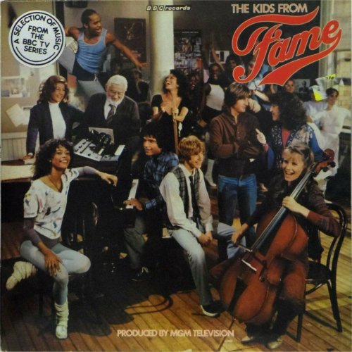 Original Soundtrack<br>The Kids From Fame<br>LP (UK pressing)