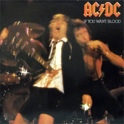 AC/DC<br>If You Want Blood<br>LP