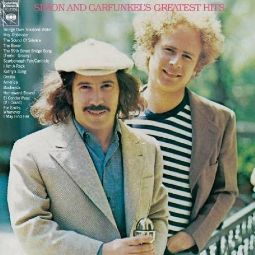 Simon & Garfunkel<br>Greatest Hits<br>(New re-issue)<br>LP