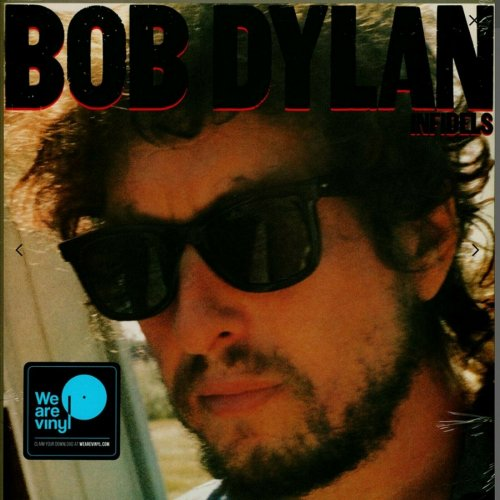 Bob Dylan<br>Infidels<br>(New re-issue)<br>LP