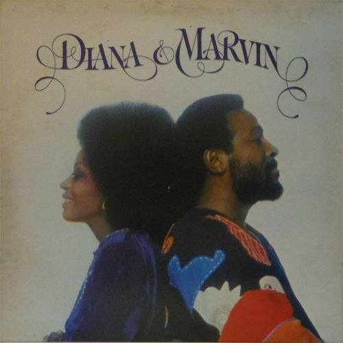 Diana Ross<br>Diana & Marvin<br>LP (UK pressing)