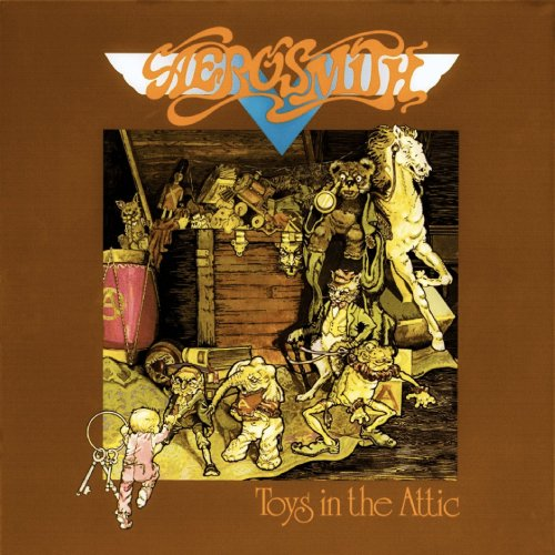 Aerosmith<br>Toys In The Attic<br>LP (New re-issue)
