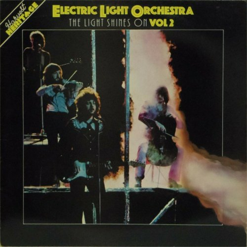 Electric Light Orchestra<br>The Light Shines On Volume 2<br>LP (UK pressing)