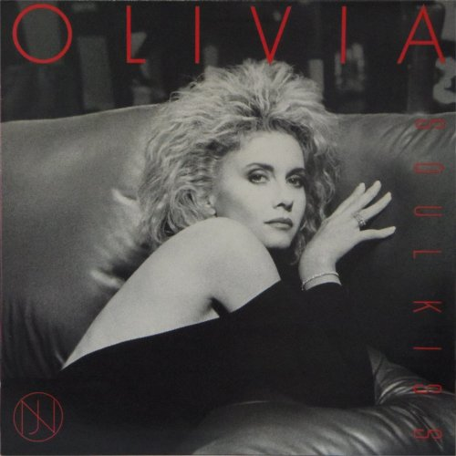 Olivia Newton-John<br>Soul Kiss<br>LP (UK pressing)