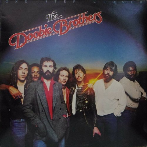The Doobie Brothers<br>One Step Closer<br>LP (GERMAN pressing)