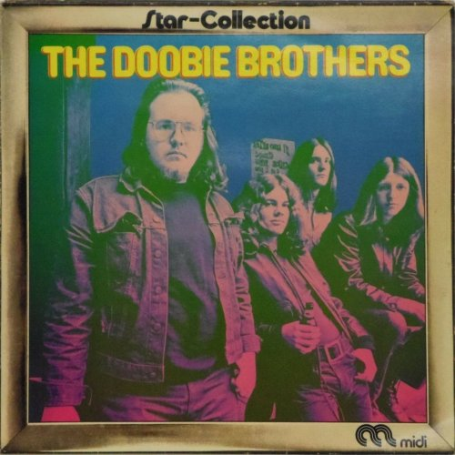 The Doobie Brothers<br>Star Collection<br>LP (GERMAN pressing)