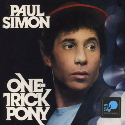 Paul Simon<br>One Trick Pony<br>(New re-issue)<br>LP