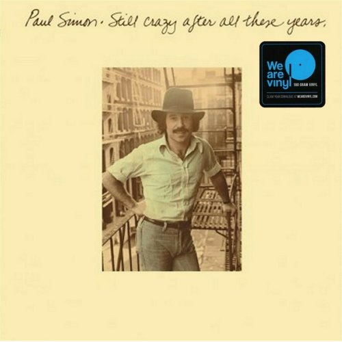 Paul Simon<br>Still Crazy After All These Years<br>(New 180 gram re-issue)<br>LP