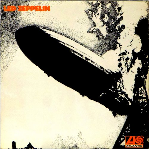 Led Zeppelin<br>Led Zeppelin<br>LP (GERMAN pressing)