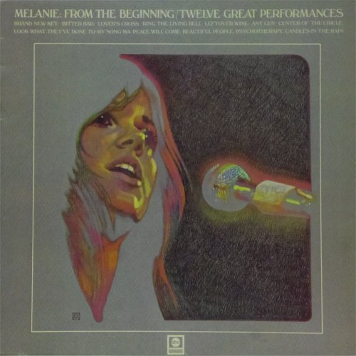 Melanie<br>From The Beginning<br>LP