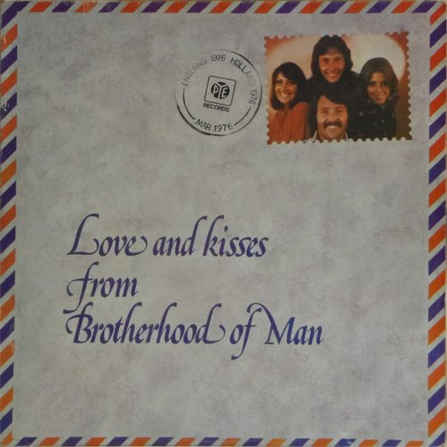 Brotherhood of Man<br>Love and Kisses<br>LP