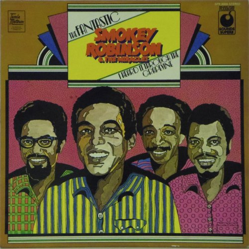Smokey Robinson & The Miracles<br>The Fantastic<br>LP