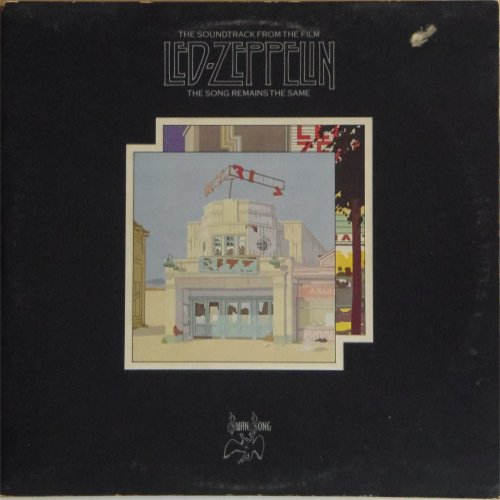 Led Zeppelin<br>The Song Remains The Same<br>Double LP