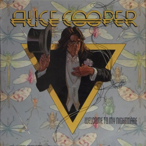 Alice Cooper<br>Welcome To My Nightmare<br>LP